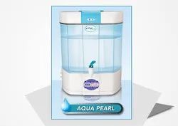RO Wall Mounted Aqua Pearl Water Purifier, Capacity: 10-15 L
