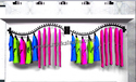 Designer Hanging Rod