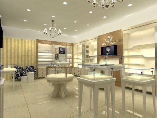 Jewellery Shops Interiors 3d Interior Design Available Yes Id 20764686130