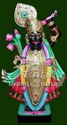 Shrinath Ji Marble Statue