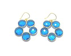 Round Jewelry Earring