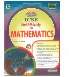 ICSE Self Study In Mathematics Books