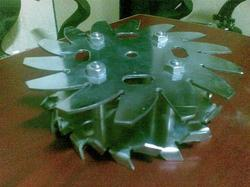 Double Crawl Impeller