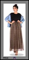 Indowestern Long Skirt
