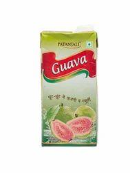 Patanjali Guava Juice, Packaging: Carton