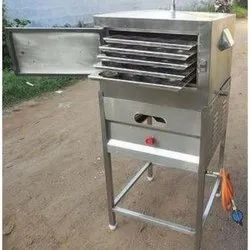Stainless Steel SS Idli Steamer Box, For Commercial, Capacity: 70 Piece