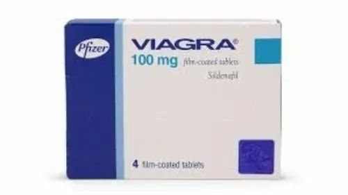 Viagra Sildenafil Citrate for Erectile Dysfunction