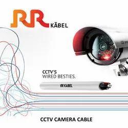 rrkabel shielded cctv camera cable