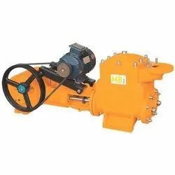 Electric 10 m 4 Piston Pump, For Industries