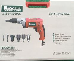 Sawmaster Self Screw Machine 3 in 1