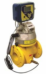 Gas Flow Meter With EVC