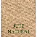 Plain Brown Natural Jute Fabric, For Bag