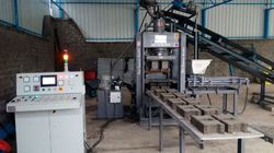 Automatic Bricks and Paver Block Making Machine (Model : BEW 664)