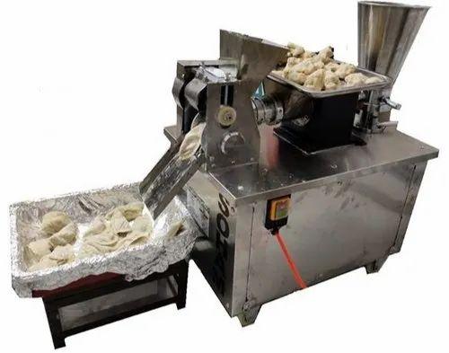 Automatic Somasa Making Machine.