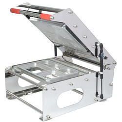 Compartment Tray Sealing Machine