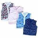 Mini Berry Baby Sleeveless Vest