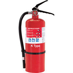 K Type Fire Extinguisher