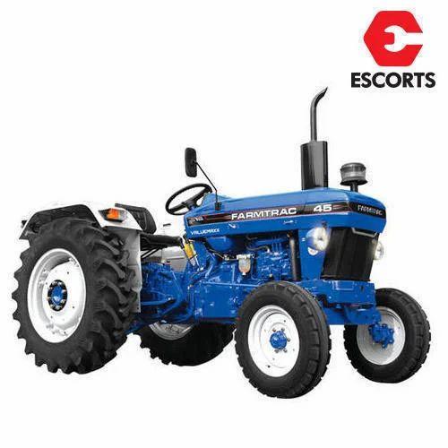 Escorts Farmtrac 45 Hp Tractor