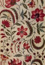 Floral Print Sofa Fabric