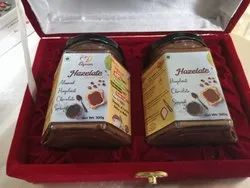 Chocolate Nut Spread Gift Pack, Size: 300g - 2 Jars