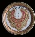 Handmade Marble Decorative Plate For Home Decor Gifts