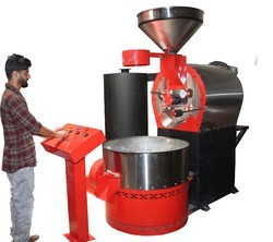 Hot Air Coffee Roaster