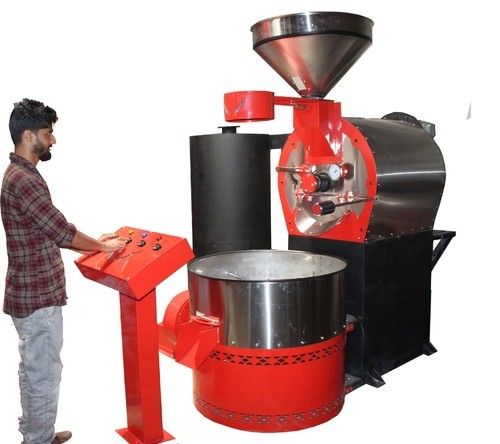 Hot Air Coffee Roaster