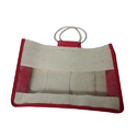 Fancy Jute Bag With Laminate