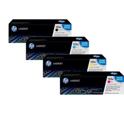 HP CB 540A HP Multi Color Laser Cartridge
