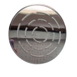 Circular Wall Mounted SS Round Maze Shower