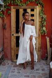 long one piece dress