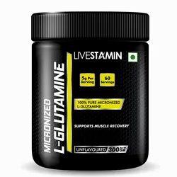 L-Glutamine Powder Nutritional Supplement, Packaging Type: Bottle
