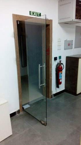 Ozone Patch Fittings Glass Door For Office Thickness 12 Or 10 Mm Rs 750 Square Feet Id 21176431188