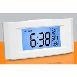 Vista Backlight Table Clock