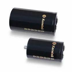 Aluminium Electrolytic Capacitor - IKEN Series KI08