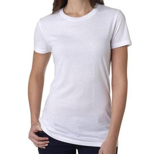 e5a84f2288b Ladies Plain T Shirt