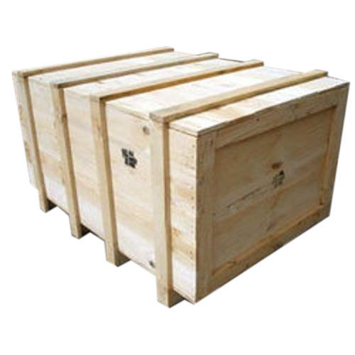 Pine Wood Packing Box At Rs 850 Cubic Feet Wooden Crate Box Id 14765928312