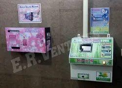 New Sanitary Napkin Vending Machine