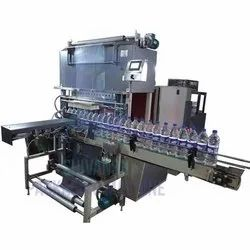 Fully Automatic 60 BPM Shrink Wrapping Machines