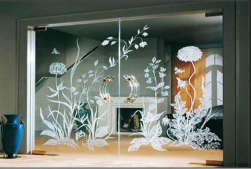 Glass Partition Design Living Room Partitions Designing Service Siddharth Glass And Aluminum Traders Pune Id 20397105362