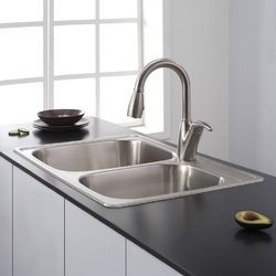 Mapson Undermount SS Kitchen Sink