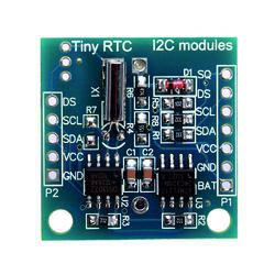 DS 1307 Real Time Module (RTC)