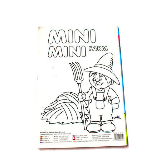 Mini Color Book at Rs 10 /piece | School Book - Book Shoppee, Vasai ...