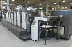 Komori L628 L 6 Color Used Offset Press Machine