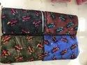 44 Inches Printed Rayon Fabric