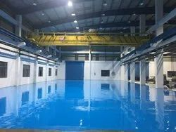 Industrial Epoxy Flooring Service