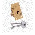 50 Mm Brass Cupboard Lock