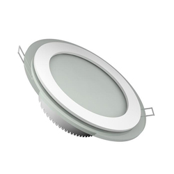 LED Edge Lit Round Panel Down Light - 15W