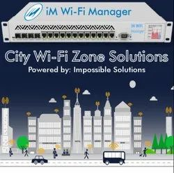City Wifi Project