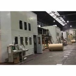 Corrugation Machine Sound Enclosure